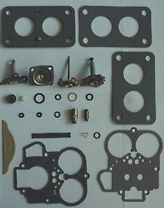 1981 85 CARB KIT RENAULT & LECAR 1.4L ENGINES -  WEBER 2 BARREL - NEW