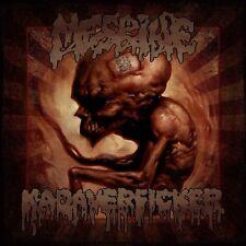 KADAVERFICKER/MESRINE - Split EP (black) Rotten Sound Cliteater Dahmer Nasum