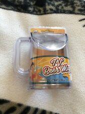 Tv Sloped Beer  Plastic Mug