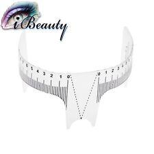 Permanent makeup Lineal Microblading Abstandsmesser Make up Augenbrauen