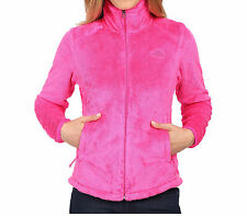 New Women's The North Face Ladies Osito Fleece Jacket Glo Pink 2XL