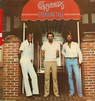 Crusaders(Vinyl LP)Standing Tall-MCA-MCF 3122-UK-1981--VG/NM