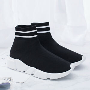 Fashion Men Socks Shoes Light Breathable Sneakers Couples Athletic Shoes