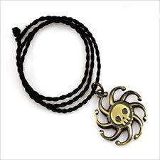 One Piece Boa Hancock Necklace Unisex Chain Pendant Cosplay Gift US Ship