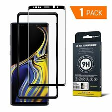 GPEL® Galaxy Note 9 Screen Protector Tempered Glass w/ Applicator, Case Friendly