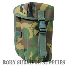 PLCE WATER BOTTLE POUCH - British Army DPM Camo Utility Canteen Holder Webbing