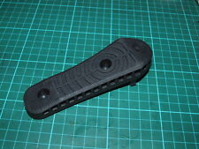 "PTS MAG317-BLK .70"" Rubber Butt-Pad for Collapsible Carbine CTR Stock Airsoft"