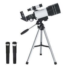 Table Astronomical Telescope 150X Beginners Monocular Telescope w/ Tripod Optics