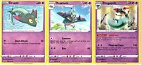 Rebel Clash - Pokemon Evolution Card Set - Dragapult 091/192 - Sword Shield Holo