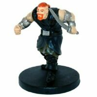 D&D Mini -  BANDIT  #15  Rogue!!  (Storm Kings Thunder - HARD TO FIND FIGURE!!)