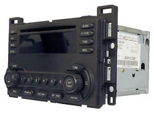 GMC CHEVY CHEVROLET AM FM Radio Stereo CD Player Factory OEM 15255023 Receiver