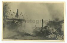Eastern Front, WWI, Poland - Original Silver Print Photograph by Kilophot, 1915