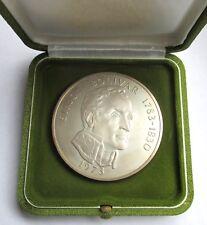 Panama 20 Balboas 1973, Silber, mit Box