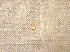 Dolls House Miniature Dark Parquet Floor Paper Accessory A3 (29.7cm X 43cm) W529
