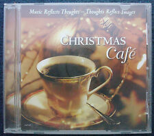 CD Christmas Café the Jingle Bells We Three Kings Silent Night Away in a Manger