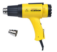 1600W  Heat Blow Gun  Long life ThermostatFoil Tools 220V 1pc 8A 50HZ / 60HZ