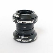 "mr-ride FSA Headset ORBIT MX 1-1/8"" 28.6mm tube,Threadless, (w/o cap) Black"