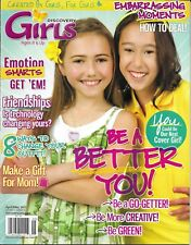 Discovery Girls Magazine A Better You Emotions Change Your Outfit Mother's Day