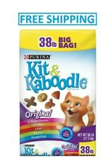Purina Kit & Kaboodle Original Adult Dry Cat Food (38 lbs.) Free Shipping!!