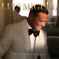 Mexico Por Siempre - Luis Miguel CD Sealed ! New !