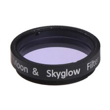 1.25 inch Moon & Skyglow Filter for Astromomic Telescope Eyepiece Ocular Glass