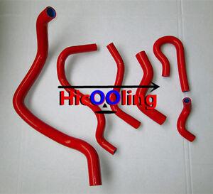Red Silicone Radiator Heater Hose For Honda Civic D15 D16 EG EK 1992-2000 28MM