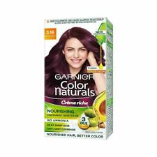 3.16 Garnier Hair Color Cream No Ammonia And Grey Coverage Burgundy Shade - 70ml