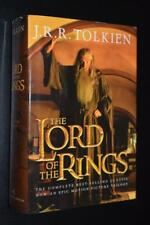 JRR Tolkien The Lord of the Rings Hardcover Gandalf DJ FIRST PRINTING