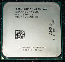 AMD A10-5800K AD580KWOA44HJ 3.8GHz Socket FM2 4-Core 4-Thread HD 7660D CPU