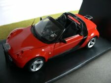 1/18 Kyosho Smart Roadster Cabrio spice rot