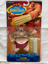 Disney's Hercules Cyclops Swings Attack Action Action Figure Mattel 1997