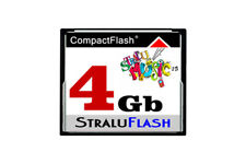 STRALU FLASH 4 Gb compact flash ideale per Okyweb, OkyFly e Merish