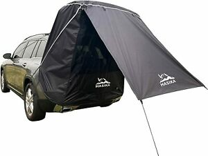 Shade Awning Tent for Car Travel Small to Mid Size SUV Waterproof 3000MM