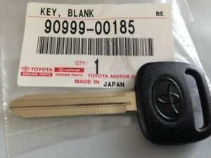 Genuine Key Blank Toyota 4 Runner Camry Carolla Cruiser Rav 4 Supra 9099900185