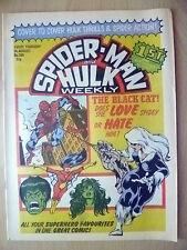 Comic- SPIDER MAN and HULK Weekly, No.388, 14 Aug 1980