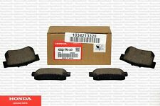 Genuine Honda OEM Rear Brake Pad Kit Fits: 2012-2015 Civic (Pads,Shims,&Grease)