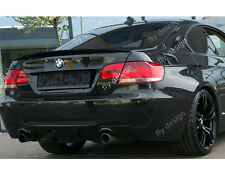 BMW 3er Coupe 335i 320i 325i 316i 318i 325d 3.0 Heckspoiler Spoiler Flügel LIPPE