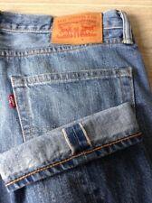 LEVI'S 508 JEANS SELVEDGE SIZE 34 X 32 RED TAB VGC