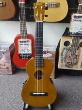 Mahalo Hano Series Electric Concert Ukulele with Gig Bag and Aquila Strings