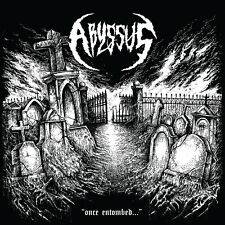 Abyssus - Once Entombed CD - OBITUARY DEATH DECEASED MORGOTH AUTOPSY