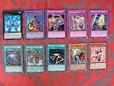 1996 - VF - Lot de 10 cartes Yu-Gi-Oh! - Numéro 19 : Freezadon - Lot 21