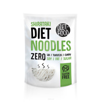 DIET-FOOD Shirataki Nudeln (Konjak Nudeln) 1000g Gluten Frei VERSAND WELTWEIT
