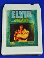 Elvis Presley 8 Track Stereo, ELVIS, APS1-0283 1973 Rock Music RCA FREE SHIPPING