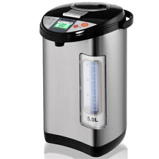 5-Liter LCD Water Boiler and Warmer Electric Hot Pot Kettle Hot Water Dispenser