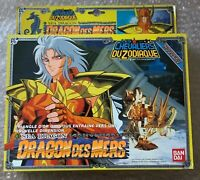 Bandai France 1988 Les Chevaliers Du Zodiaque General Dragon des Mers
