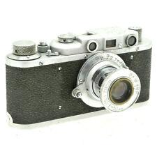 Vintage Fed 1 Soviet Rangefinder Camera with 50mm f3.5 & Case