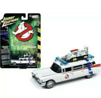 JOHNNY LIGHTNING 1/64 1959 CADILLAC ECTO-1 AMBULANCE GHOSTBUSTERS (1984) JLSS006