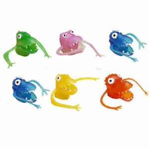 24 Finger Fright Monsters - Pinata Toy Loot/Party Bag Fillers Childrens/Kids