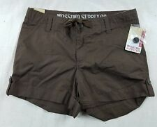 Mossimo Supply Co. Girls Shorts Brown Size XL 14/16 NEW WITH TAGS