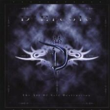 D'Ercole - The Art of Self Destruction CD NEU OVP